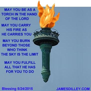A Pentecostal blessing